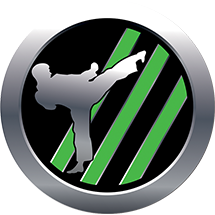 KickForce Martial Arts Logo