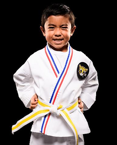Martial Arts Kickforce Martial Arts - Kickforce Tigers